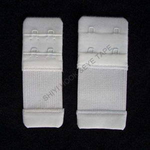 Wholesale bra making fabrics: Bra Extender with Elastic