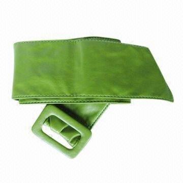 Ladies' PU Corset Belt