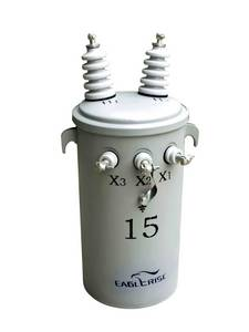 Wholesale pole transformer: Single Phase Pole Mounted Distribution Transformer