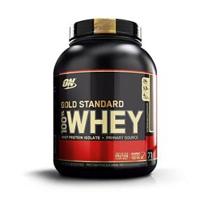 Wholesale tub: Optimums Gold Standard 100% Whey, White Chocolate - 5 Lbs Tub