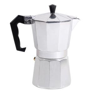 Wholesale Coffee Maker: Coffee Maker Moka Espresso Coffeemake Machine Stainless Steel 1-Cup 3-Cup 12-Cup