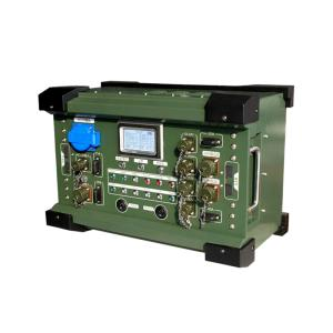 Wholesale solar battery machine: Portable Emergency Power Supply for Vehicle Multi Power Input and Output