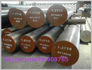 Wholesale Bearing Steel: Bearing Steel Round Bar AISI 52100,CGR15,EN31
