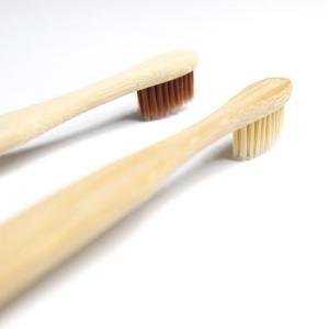 Wholesale bamboo: Vietnamese Organic Soft Bamboo Toothbrush