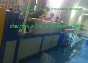 Wholesale pmma rod: High Output PMMA Acrylic Rod Plastic Extrusion Machine