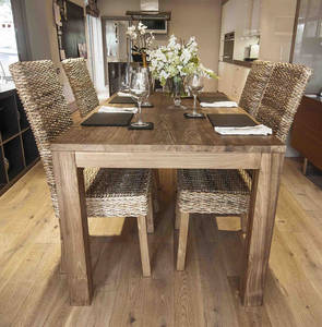 Wholesale Dining Tables: Teak Dining Table Reclimed