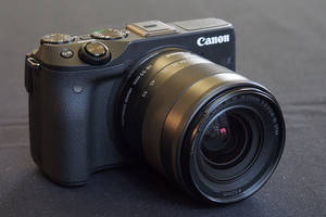 Wholesale Digital Cameras: Canon EOS M3 24.0 MP Digital Camera