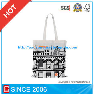 Wholesale nonwoven backpack bags: Cotton Bag with Silkscreen