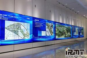 Wholesale infrared multi touch: Jingyan Infrared Multi Touch Overlay 12.1-600 Inch