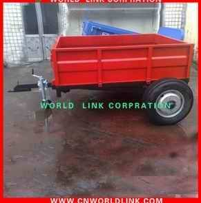 Wholesale small trailer: Railed Small Trailer
