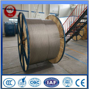 Wholesale bare conductor: ACSR Conductors/ Aluminum Conductor Steel Reinforced / Bare Conductor China Factory Supplier