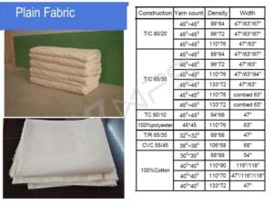 Wholesale t/c fabric: T/C Fabric