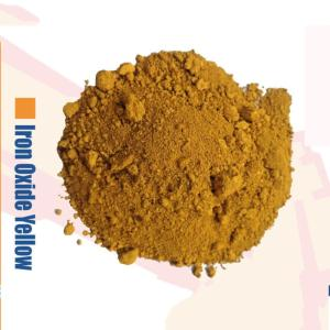Wholesale Pigment: Iron Oxide Pigment Yellow