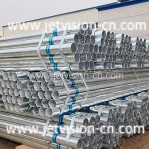 Wholesale 3pe coating pipe: Q235 Q235B Carbon Hot Dipped Galvanizing ERW Pipe