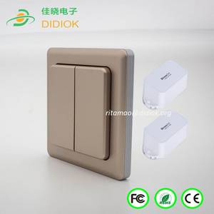 Wholesale Remote Control Switches: Battery Free Wireless Smart Switch Can Be App Controlled Switch