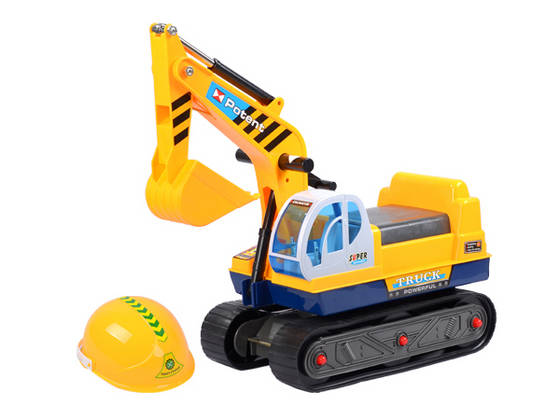 Sell NO.118 2 in 1 Derrick  and Excavator Children On Car