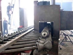Wholesale pipe blasting machine: Qgw Steel Pipe Surface Shot Blasting Machine for Derusting