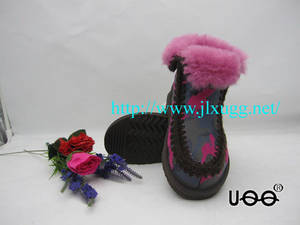 Wholesale snow boot: B6175 Kid's Snow Boots