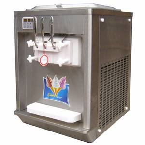Wholesale Ice Cream Makers: BQL-808 Gongly Good Quality Italian Gelato Machine Small Top Ice Cream Machine