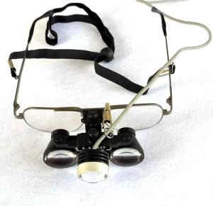 Wholesale led light: dental Surgical Loupes 2.5x with LED Light