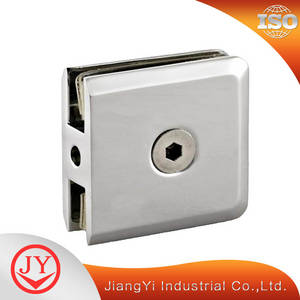 Wholesale shower clamp: Stainless Steel Glass Clamp For Shower Door