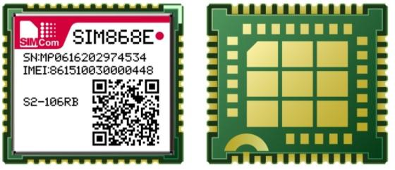 Sell SIM868E Quad-band GSM/GPRS+GNSS combined module