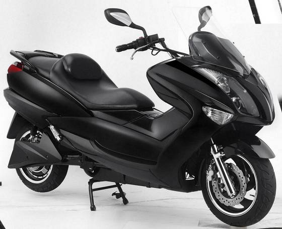 Sell 6000W EEC electric motorcycle