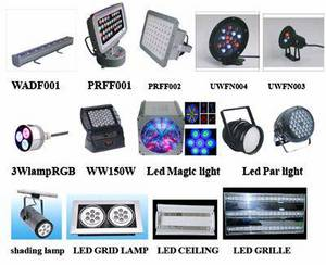Wholesale led wall washer: LED Light LED Wall Washer Underwater Light