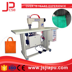 Wholesale paper tablecloth: JIAPU Ultrasonic Nonwoven Bag Making Machine