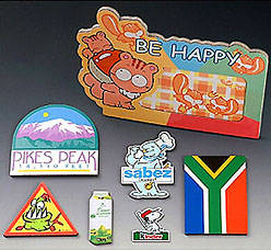 Sell Supply All Sorts of Flat Fridge Magnets ,Magnetic Puzzle