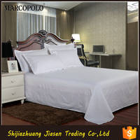 White 100% Cotton Hotel Quilt Cover Hotel Bed Linen Hotel Bedding Set