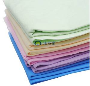 Wholesale pet drying shammy towel: PVA Chamois Cleaning Towel