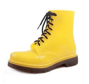 Wholesale Rain Boots: Fashion Multicolor Martin Rain Boots, Versatile Rain Boots