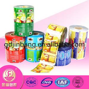 Wholesale food packing film: Food Packaging Rolling Film for Automatic Packing Machine