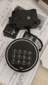 Conventional One Code Combination Lock for Safes