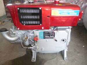 Wholesale air cooled: ZS195NL High Power Air Cooled Diesel Engine