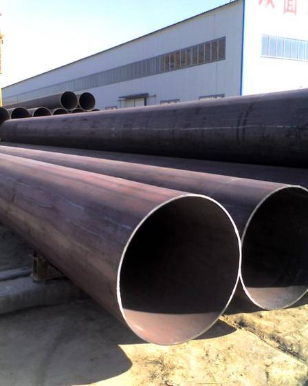 Sell LSAW steel pipe