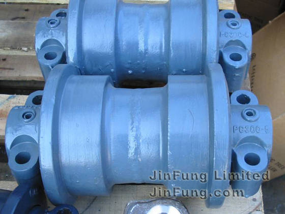 Sell Track Roller for Excavator And Bulldozer