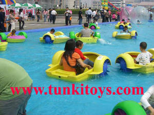 Wholesale Inflatable Toys: Paddler Boat Children Boat Kids Boat Water Boat