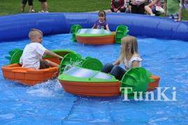 Wholesale pedal: Hand Boat Kids Pedal Boat