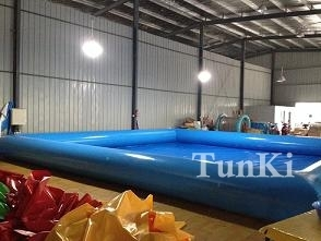 Wholesale Inflatable Toys: Inflatable Water Bumper Pool