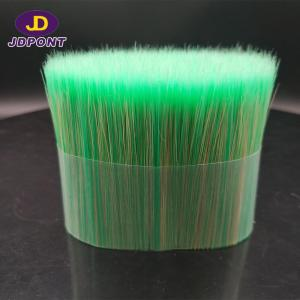 Wholesale Synthetic Fiber: Long-term Supply of Our Factory Green White Bristle Brush Filament for Paint Brush Filament