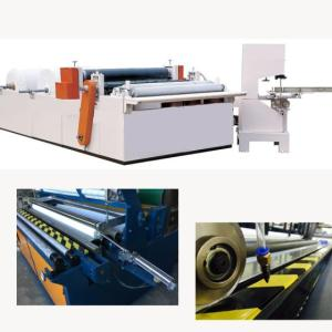 Wholesale towel: Semi Automatic Toilet Paper and Kitchen Towel Rewinding Machine
