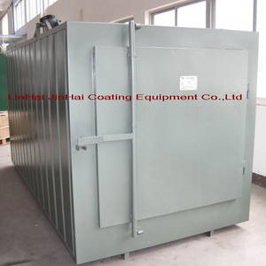 Wholesale water curtain paint booth: Powder Curing Oven Painting Drying Oven