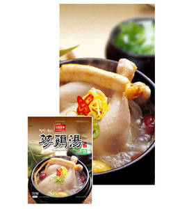 Wholesale royal: Jinhan Royal Samgyetang
