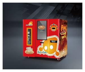 Wholesale Vending Machines: Hot Food Pizza Vending Machines for Sale with Good Price