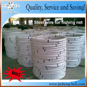Wholesale Steel Wire: Galvanized Steel Wire for Fishing Net