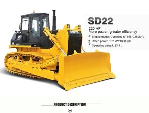 Wholesale shantui: Jining Infront SHANTUI 220HP Bulldozer SD22 for Sale