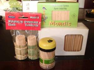 Wholesale Toothpicks & Dispensers: Toothpick