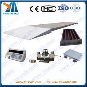 Wholesale electronic weighing scale: Top Selling Electronic Truck Weighing Scale / Weighbridge